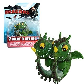 Dragones Vómito BelchAmazon es Dragón Barf Mini Eructo Y TK1J3lFcu