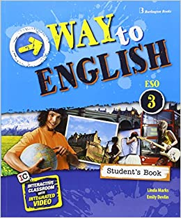 Way To English ESO 3 Students Book: Amazon.es: Varios autores: Libros en idiomas extranjeros