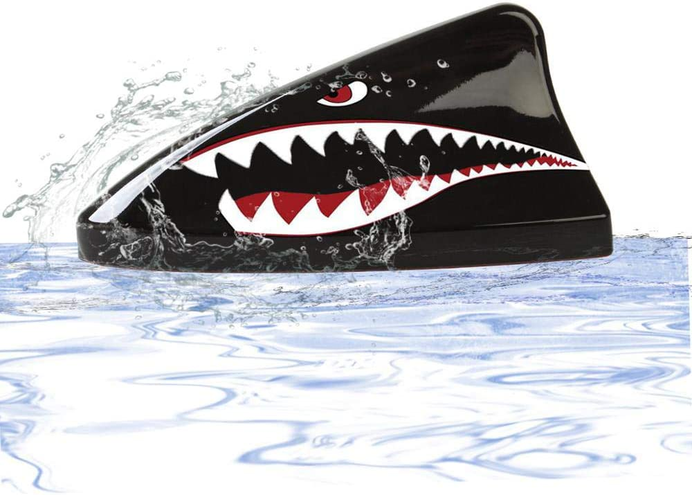 SBCX Fins Shark Roof Antenna Car Shark Fin Cubiertas de ...