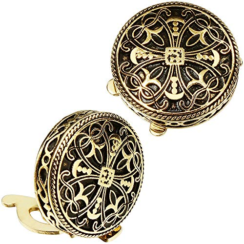 - AMITER Button Covers for Men - Best Cufflinks Gifts for Wedding Party Business