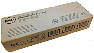 Dell 2PRFP Toner Cartridge C3760N/C3760DN/C3765DNF Color Laser Printer