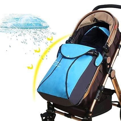 per Colchonetas Silla de Paseo Universales para Bebés Saco de Abrigo Multifuncional para Invierno Cojines para