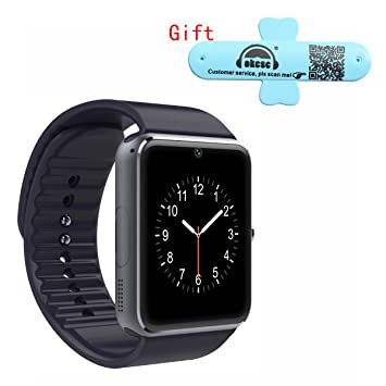 GT08 Bluetooth Smart Watch OKCSC(TM) Wrist Watch Phone with ...