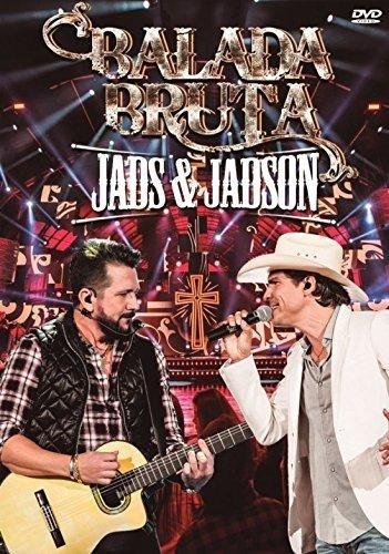 DVD : Jads & Jadson - Balada Bruta (Brazil - Import, NTSC Region 0)