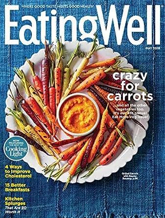 940af56b2a1 EatingWell  Amazon.com  Magazines