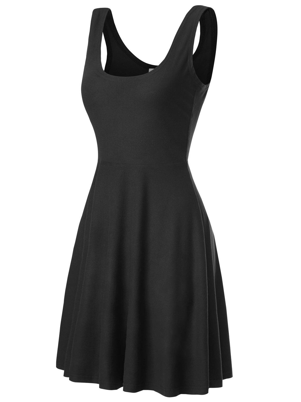 Schwarze Sommerkleider: Amazon.de