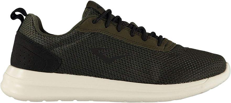 Everlast Sama Run - Zapatillas de Deporte para Hombre, Color Marrón, Talla 40 2/3 EU: Amazon.es: Zapatos y complementos