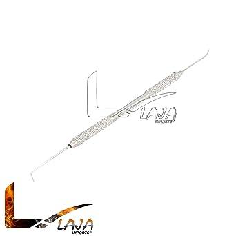 Amazon com: LAJA IMPORTS Goldman Fox GF8 PERIODONTAL Spear Knife