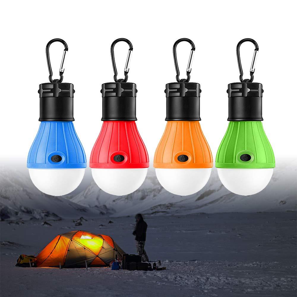 Funciona Con Energ/ía Solar Luz Luz De Emergencia para Camping Aidier Hinchable Solar Farol De Camping Picnic Pesca Exterior Senderismo