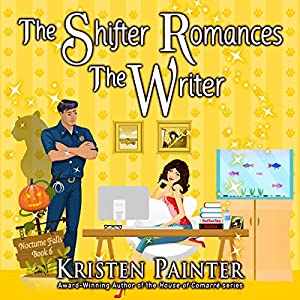 The Shifter Romances the Writer Audiobook