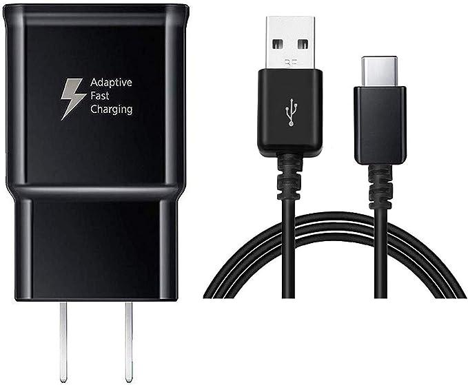 Amazon.com: TT&C - Cargador de pared rápido con cable USB ...