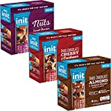 Init Nut & Fruit Bars, Variety Pack, 12 Count