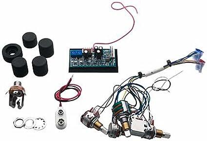 Amazon.com: Seymour Duncan STC-3P 3-Band Tone Circuits for Passive ...