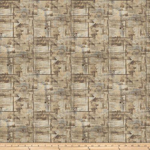 Fabricut Amway Barkcloth Dusk