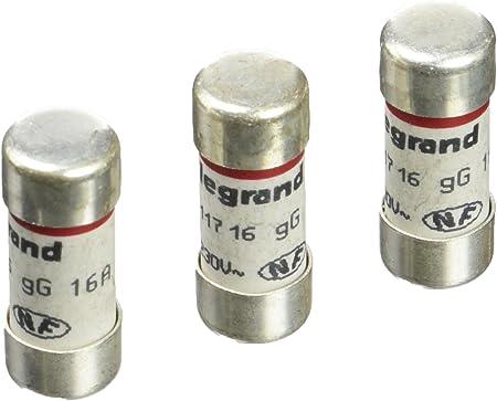 Lot de10 disjoncteurs Legrand25 amperes