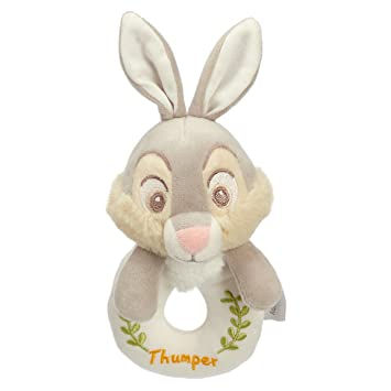 Amazon.com: Disney Parks Thumper - Sonajero de felpa para ...