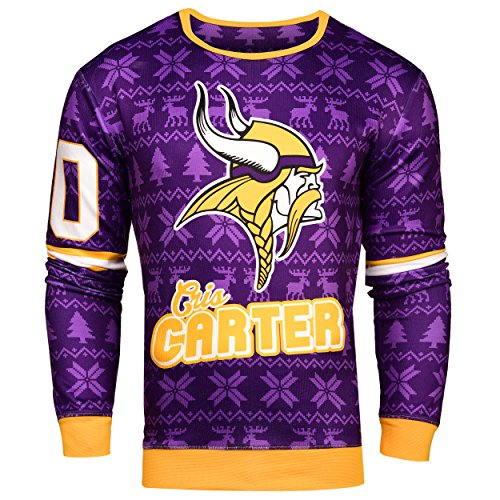 32e8efc750d Minnesota Vikings Ugly Sweaters