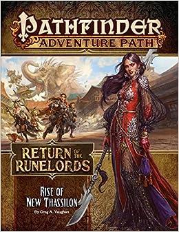Pathfinder Adventure Path: Rise of New Thassilon (Return of