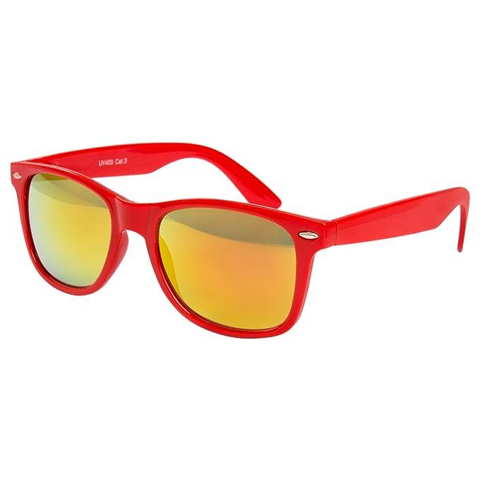 Gafas de sol retro nerd gafas nerd gafas Pilot Vintage Look ...
