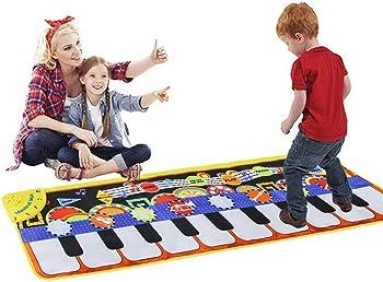 Cyiecw Piano Music Mat Instrument Toy