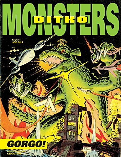 Ditko's Monsters: Gorgo! (Ditko Monsters)