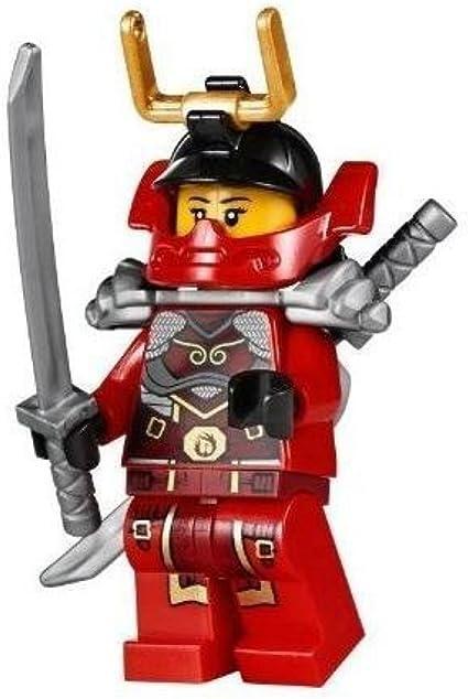 LEGO® Ninjago Minifigure Nya Samurai X Female Red Ninja (70728)
