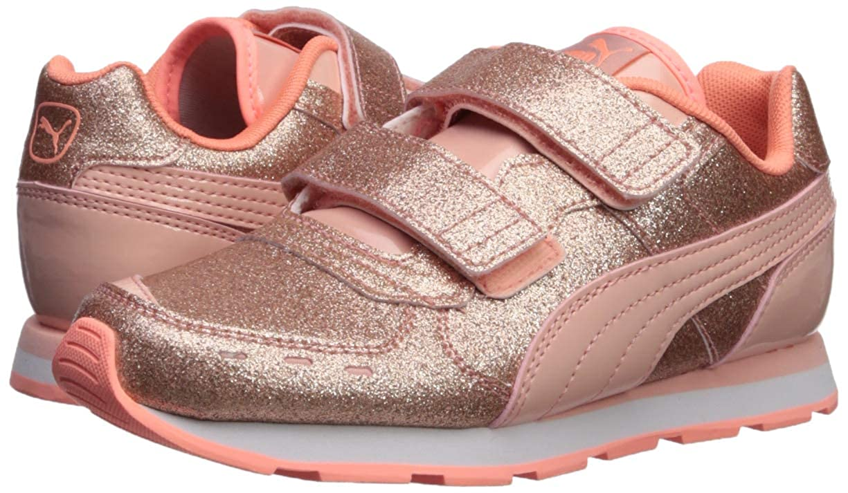 a793dbc9 Puma Kids' Vista Glitz V Sneaker: Buy Online at Low Prices in India ...