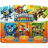 Skylanders: Giants - Triple Pack C: Sprocket, Sonic Boom, Stump Smash