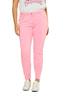795e6b9c47e5c Studio Untold Women s Plus Size Stretch Jersey Checked Pants Multi ...