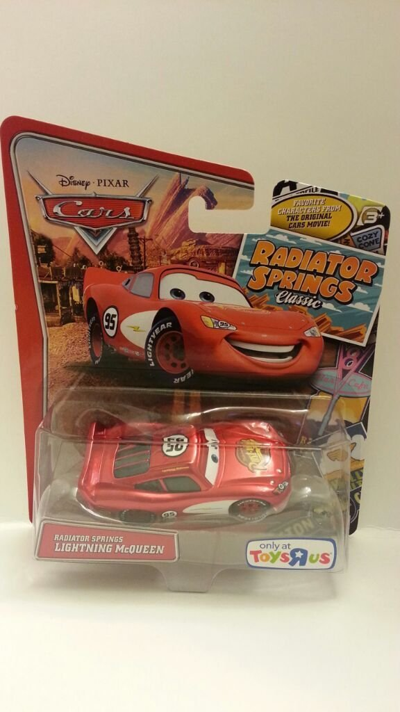 Amazon Com Disney Pixar Cars Radiator Springs Classic Toys R Us