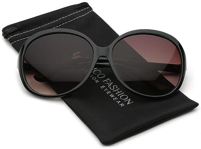 Sunglasses Round Round Retro Women's Fashion jq4A35RL
