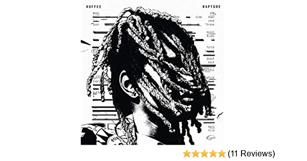 Rapture EP by Koffee on Amazon Music - Amazon com