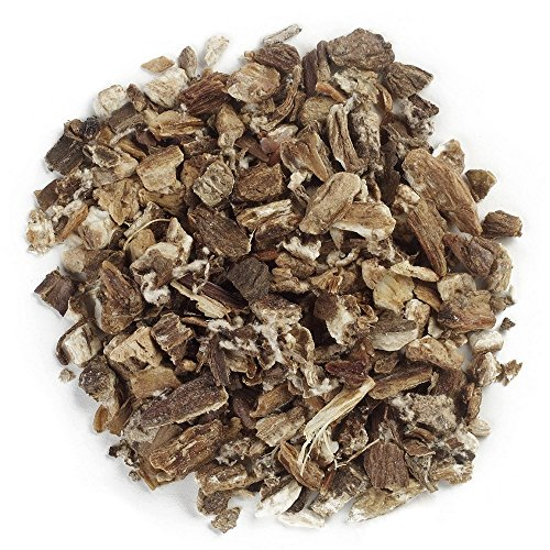 Frontier Co-op Organic Burdock Root, Cut & Sifted, 1 Pound Bulk - Yellow Root Dock