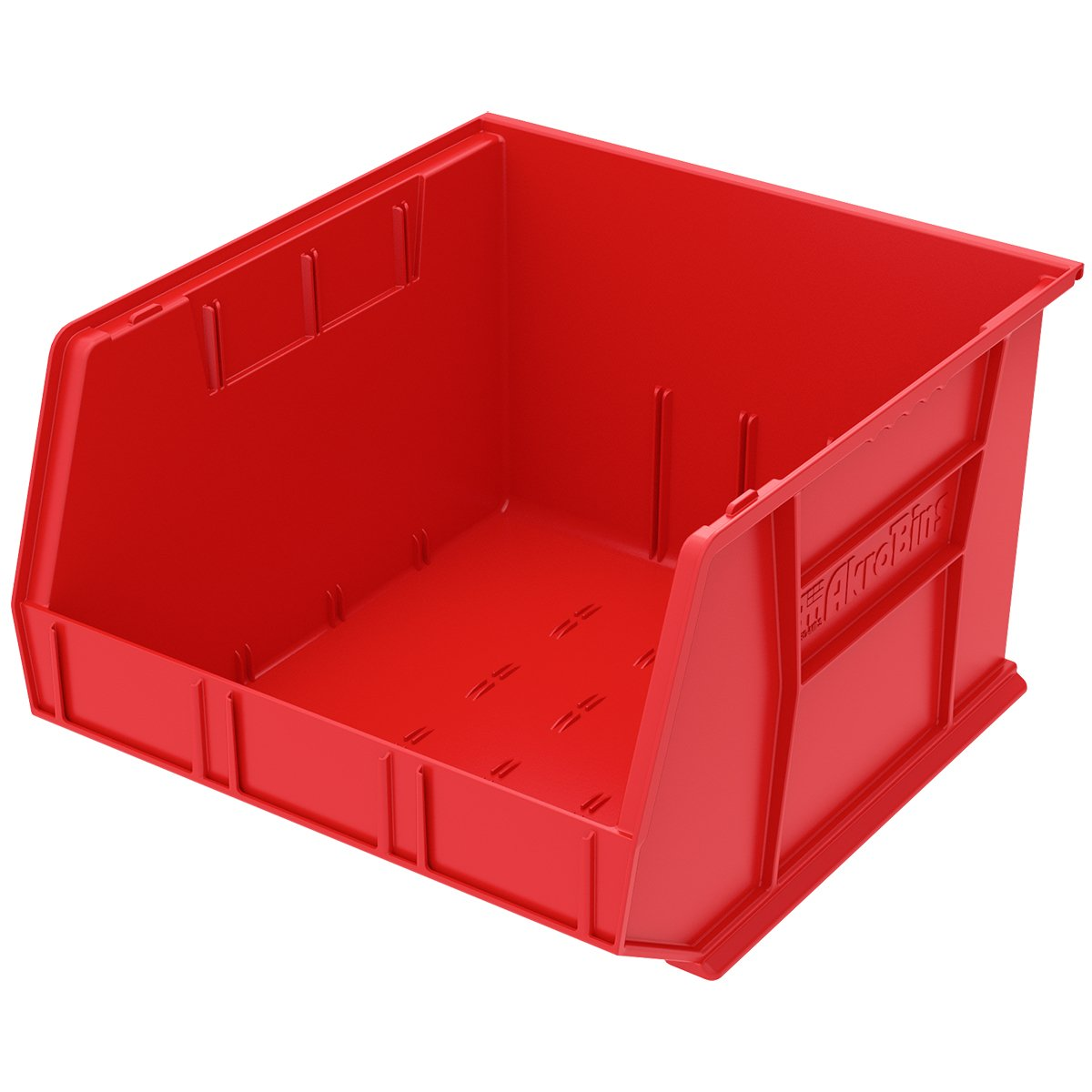 Case of 3 Yellow Akro-Mils 30270 Plastic Storage Stacking Hanging Akro Bin 18-Inch by 16-Inch by 11-Inch