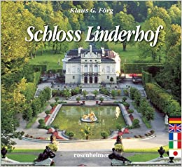 Schloss Linderhof Amazon De Klaus G Forg Bucher