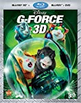 Cover Image for 'G-Force (Three-Disc Combo: Blu-ray 3D/ Blu-ray/DVD)'