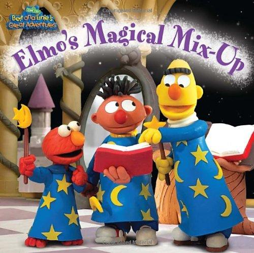 Download Elmo's Magical Mix-Up (Sesame Street) (Sesame Street Bert and Ernie's Great Adventures) pdf