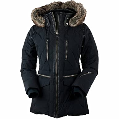 9cd0de59790f Amazon.com  Obermeyer Womens Blythe Down Jacket  Clothing