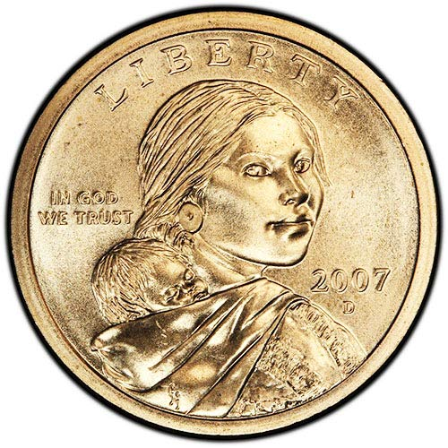 2 Coins 2013 P D SACAGAWEA DOLLAR GEM PROOF from  US Mint Sets