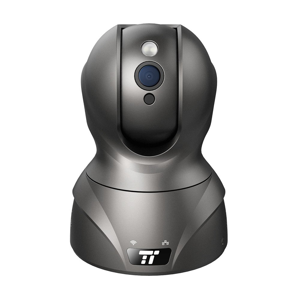 TaoTronics HS005 1080P HD WiFi Security IP Camera with iOS/Android App,  Pan, Tilt, Zoom, 2-Way Audio, Motion Alerts, and More
