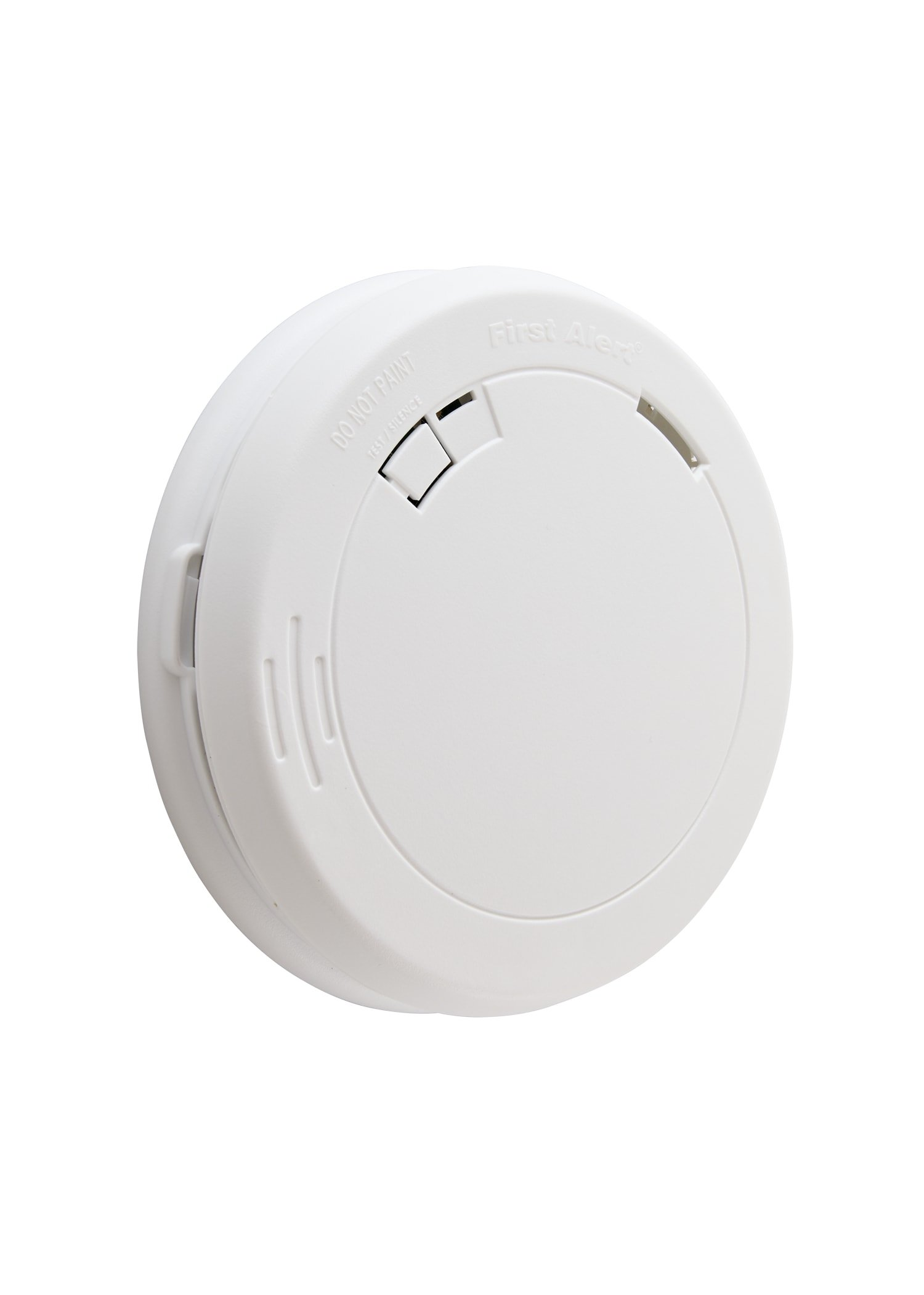 First Alert PR710 Slim Photoelectric Smoke Alarm with 10-Year Battery