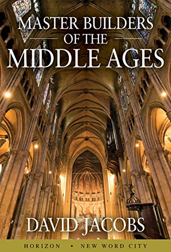 Master Builders of the Middle Ages cover