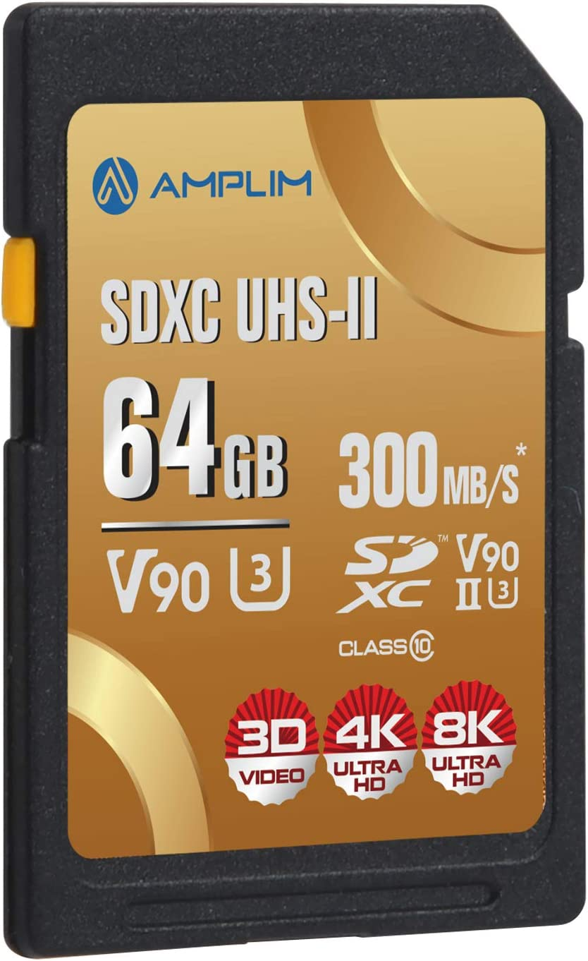 Sandisk 64G extreme U1 4K Ultra HD SD card for Sony FDR AX33 AX100 CX900