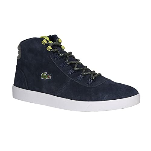 Lacoste Hombres de Scaletta Ava High Top Trainers nos: Amazon.es: Zapatos y complementos
