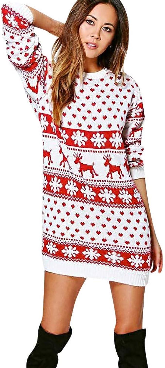 amazon kleider damen weihnachten