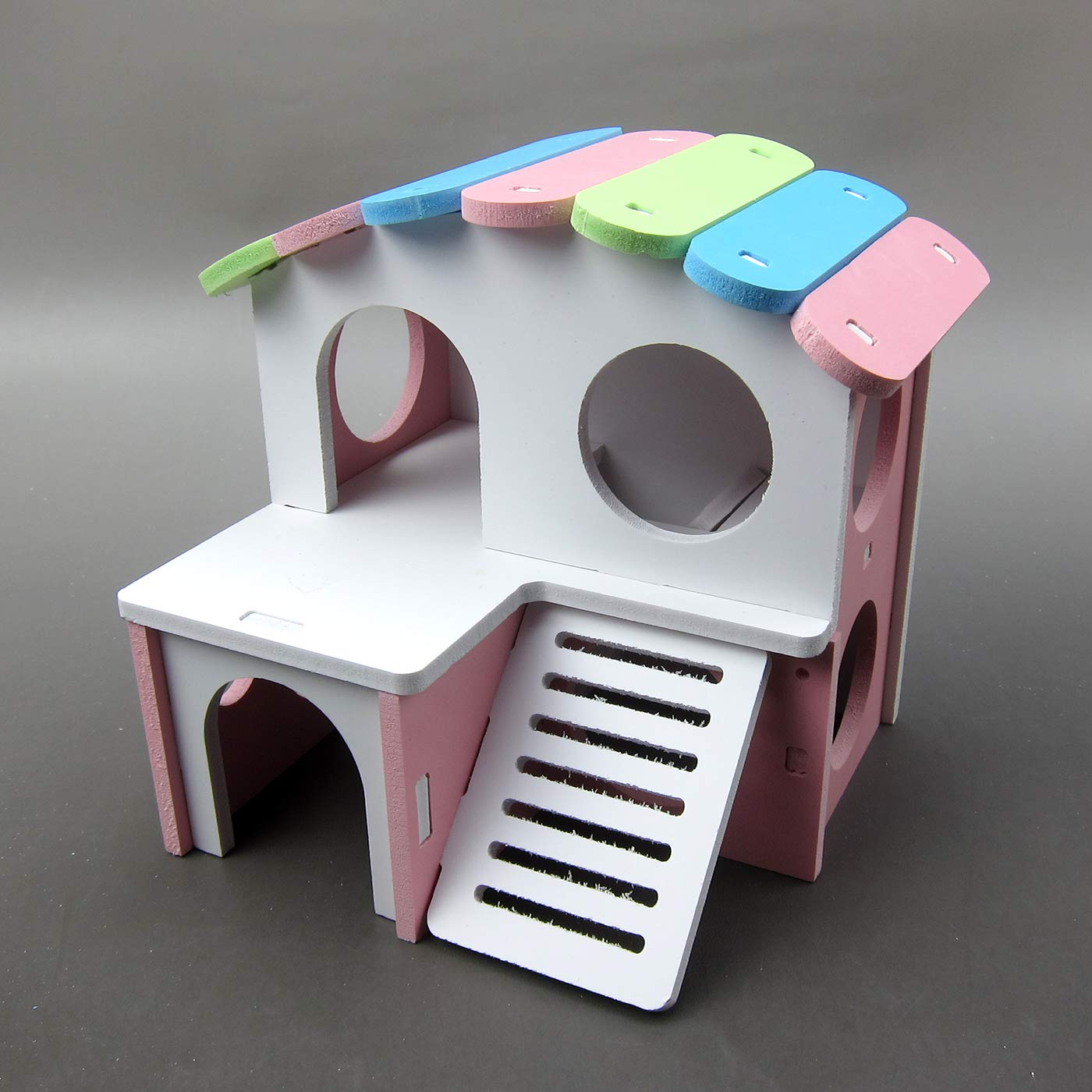 Alfie Pet Petoga Couture Corin Hideout Hut Small Animals Like Dwarf Hamster Mouse