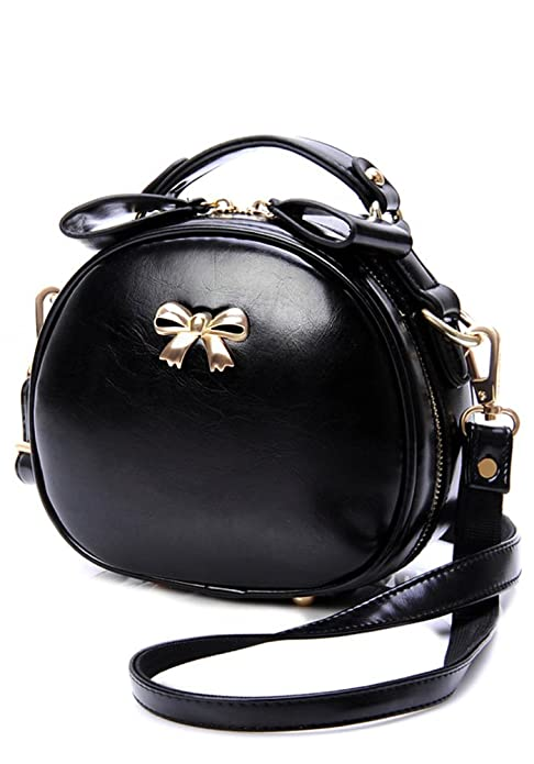 Retro Handbags, Purses, Wallets, Bags Cute Mini Vintage Bowknot Cross Body Shoulder Bags $15.98 AT vintagedancer.com