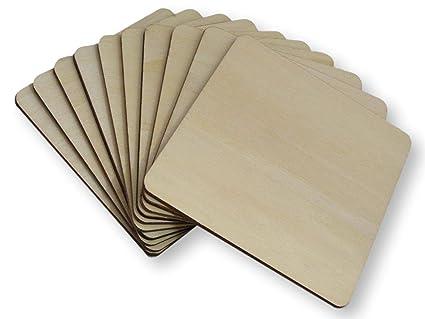 Bqlzr tasselli quadrati x cm in legno grezzo per progetti for Progetti fai da te pdf