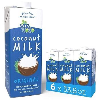Vita Unsweetened Original Plant-based Coconut Milk
