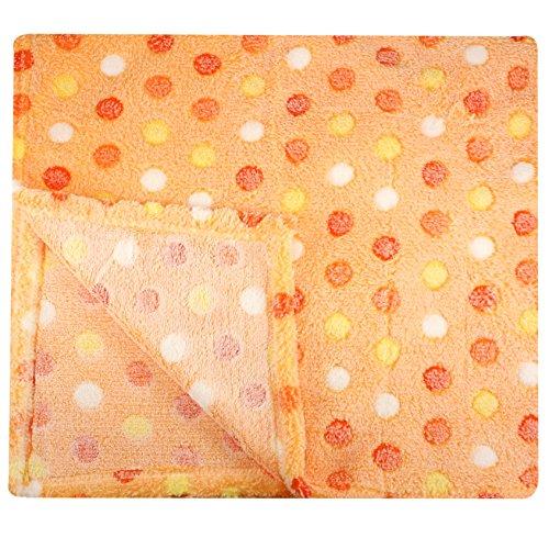 30x30 Inch Plush Fleece Blanket